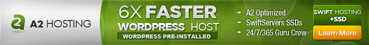 6x faster Wordpress Hosting