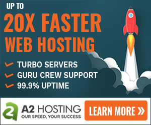 20X Faster Web Hosting
