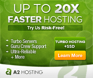 Get Up to 20 Times Faster Hosting