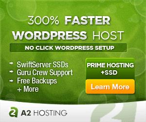 fast wordpress hosting